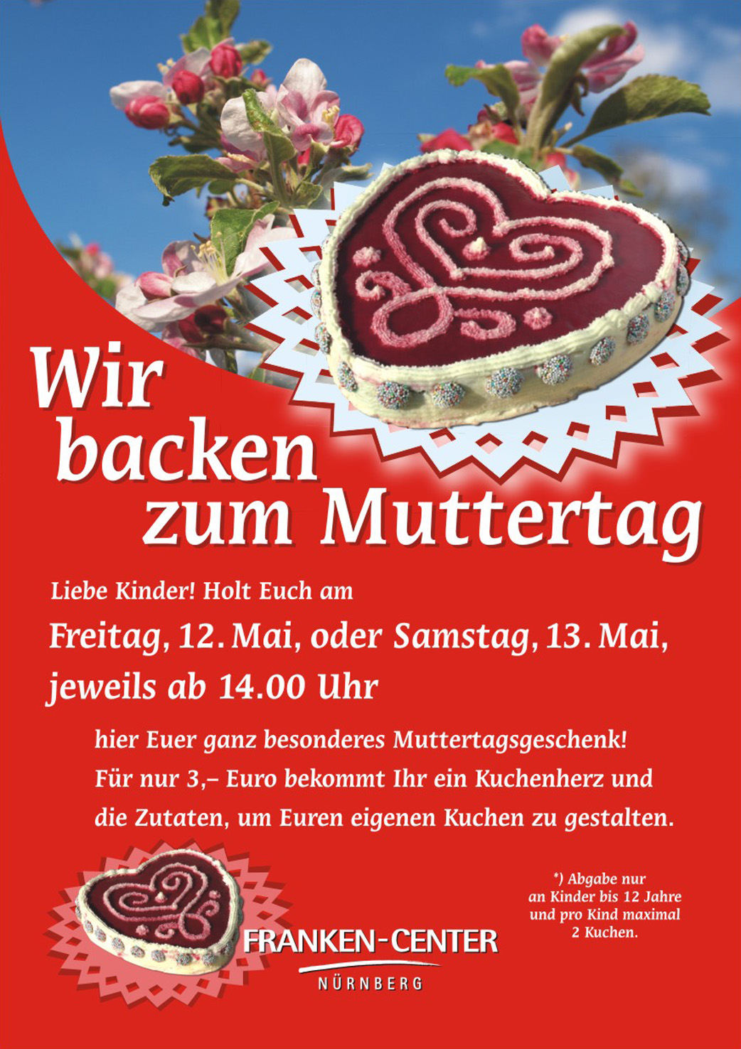 berg kuchen backen